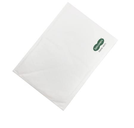 Custom padded mailer header