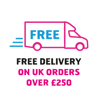 Free delivery over £150
