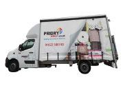 Priory Delivery Van