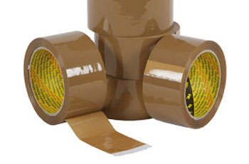 Vibac - Clear Packing Tape - Polypropylene Hotmelt