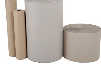 corrugated-rolls-Single Faced Corrugated Paper Rolls