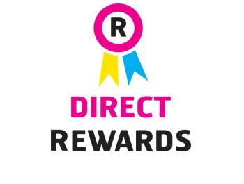 Direct Rewards Header