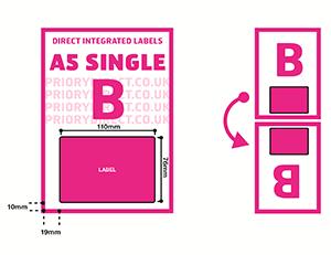 A5 Single B Icon