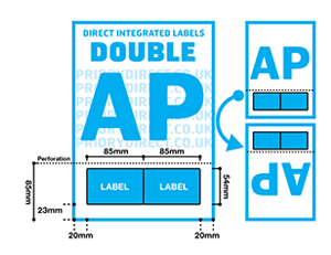 Double AP Icon