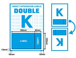 Double K Icon