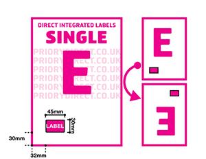 Single E Icon