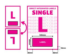 Single L Icon