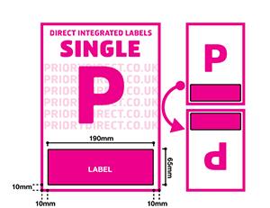 Single P Icon