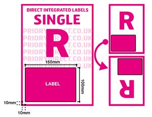 Single R Icon