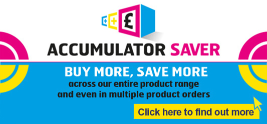 Acumulator Saver discounts information