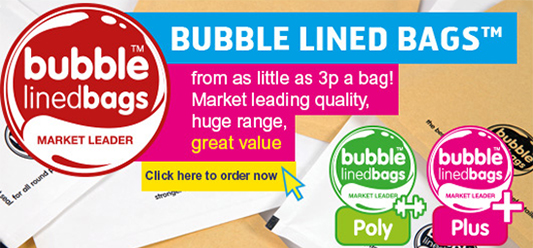 direct bubble lined bags