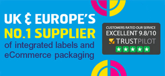 UK & Europe's No.1 Supplier of eCommerce packaging.
