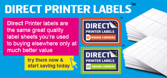 direct printer labels