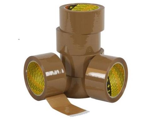 3M 369 Brown Packing Tape