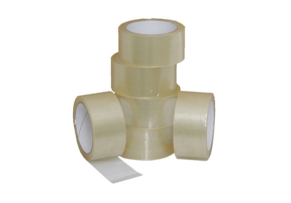 48mm x 66m Clear Packing Tape