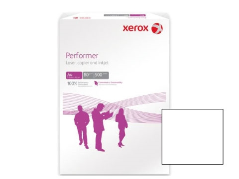 Xerox Performer Paper - A4 White 80gsm