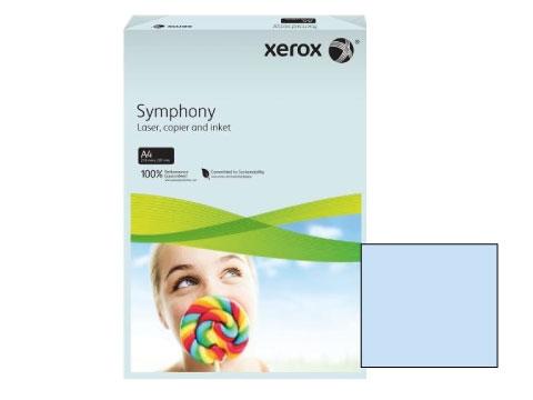 Xerox Symphony Paper - A4 Blue Pastel Tint 80gsm