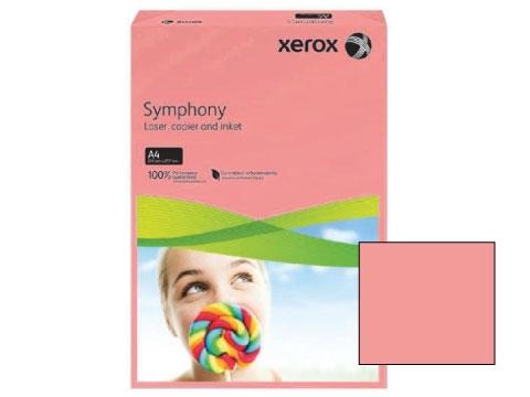 Xerox Symphony Paper - A4 Salmon Pastel Tint 80gsm