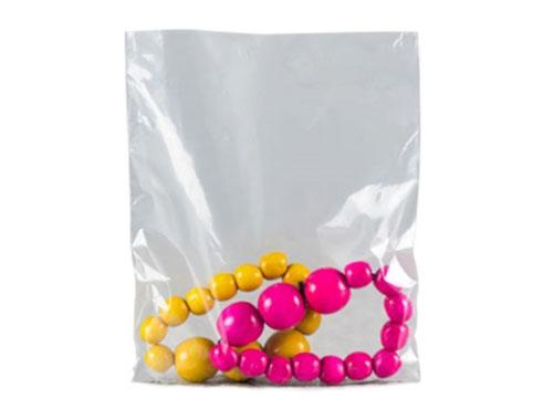 Light Duty Polythene Bags - Clear - 102x152mm
