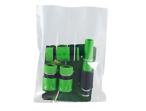 Medium Duty Polythene Bags - Clear - 152x203mm