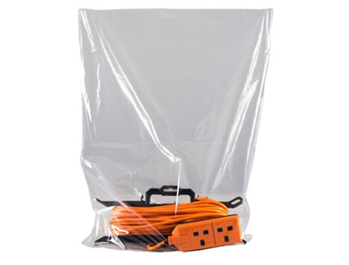 Medium Duty Polythene Bags - Clear - 457x610mm
