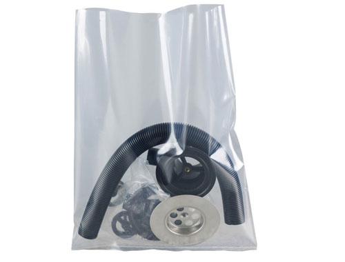 Heavy Duty Polythene Bags - Clear - 254x305mm