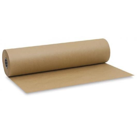 600mm x 220m Packing Paper Rolls - 88gsm