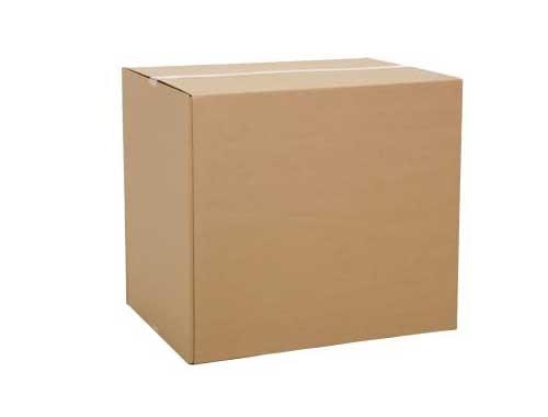 203 x 152 x 102mm Single Wall Cardboard Boxes - 3