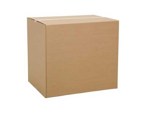 229 x 229 x 229mm Single Wall Cardboard Boxes - 3