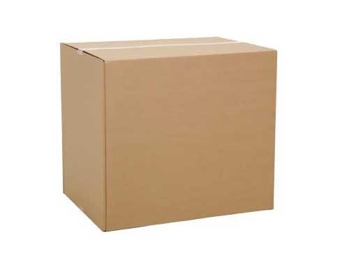 305 x 229 x 152mm Single Wall Cardboard Boxes - 3