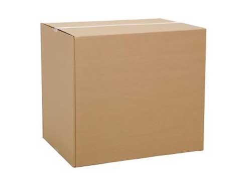 305 x 229 x 305mm Single Wall Cardboard Boxes - 3