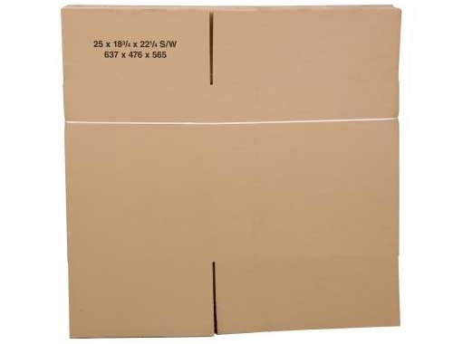 343 x 241 x 114mm Single Wall Cardboard Boxes - 2
