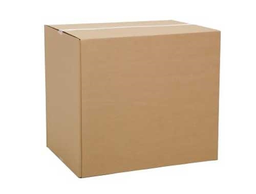343 x 241 x 114mm Single Wall Cardboard Boxes - 3