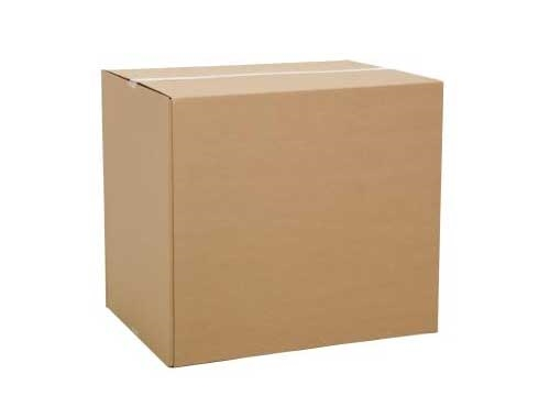 432 x 267 x 127mm Single Wall Cardboard Boxes - 3