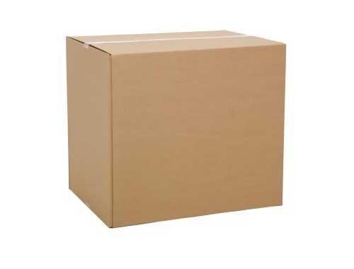 575 x 370 x 365mm Single Wall Cardboard Boxes - 3