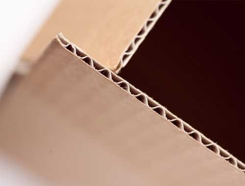 575 x 370 x 365mm Single Wall Cardboard Boxes - 4