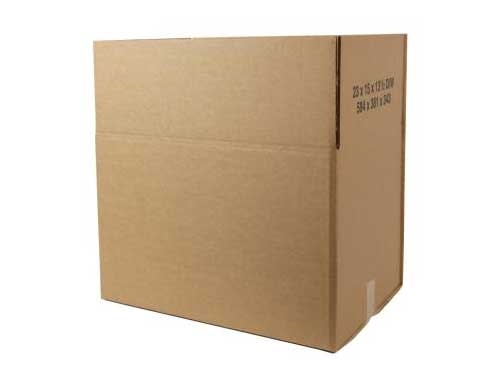 584 x 381 x 343mm Double Wall Cardboard Boxes
