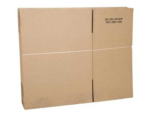 565 x 355 x 370mm Double Wall Cardboard Boxes - 2
