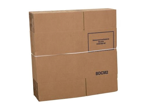 BDC2 Boxes - 406 x 290 x 356mm - 2