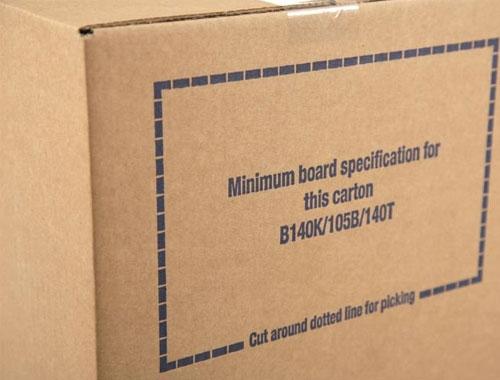 BDCM1 Boxes - 595 x 295 x 388mm - 4
