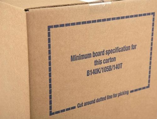 BDCM3 Boxes - 597 x 292 x 190mm - 4