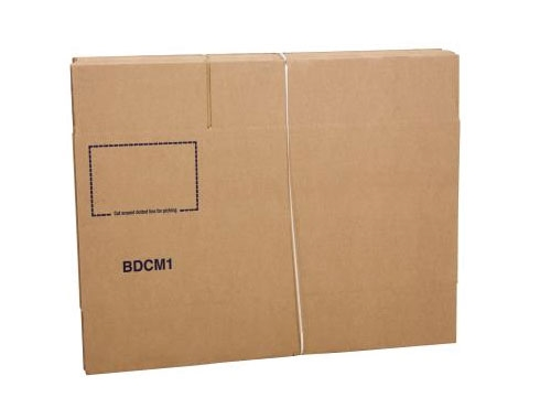 BDCM4 Boxes - 394 x 292 x 191mm - 2