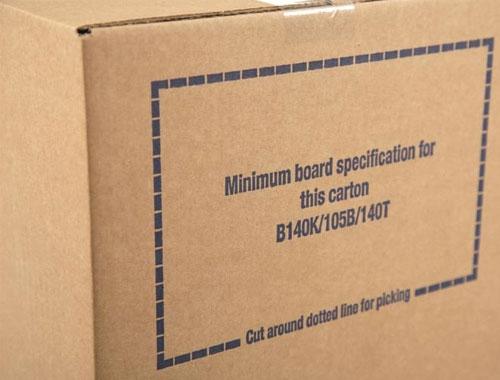 BDCM4 Boxes - 394 x 292 x 191mm - 4