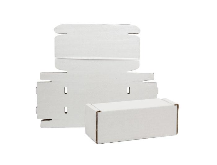 150 x 60 x 60mm White Postal Boxes - 5