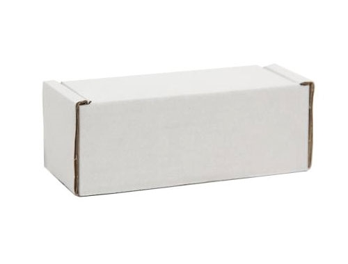 130 x 110 x 90mm White Postal Boxes