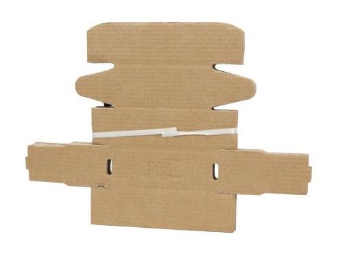 200 x 120 x 50mm White Postal Boxes - 3