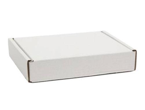 250 x 210 x 50mm White Postal Boxes - 2
