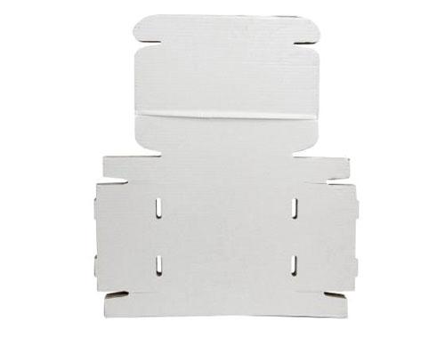 250 x 210 x 50mm White Postal Boxes - 3