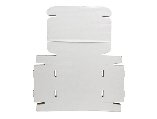 300 x 240 x 100mm White Postal Boxes - 2