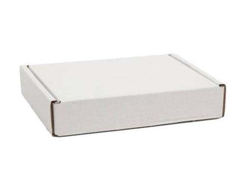 420 x 260 x 50mm White Postal Boxes - 2
